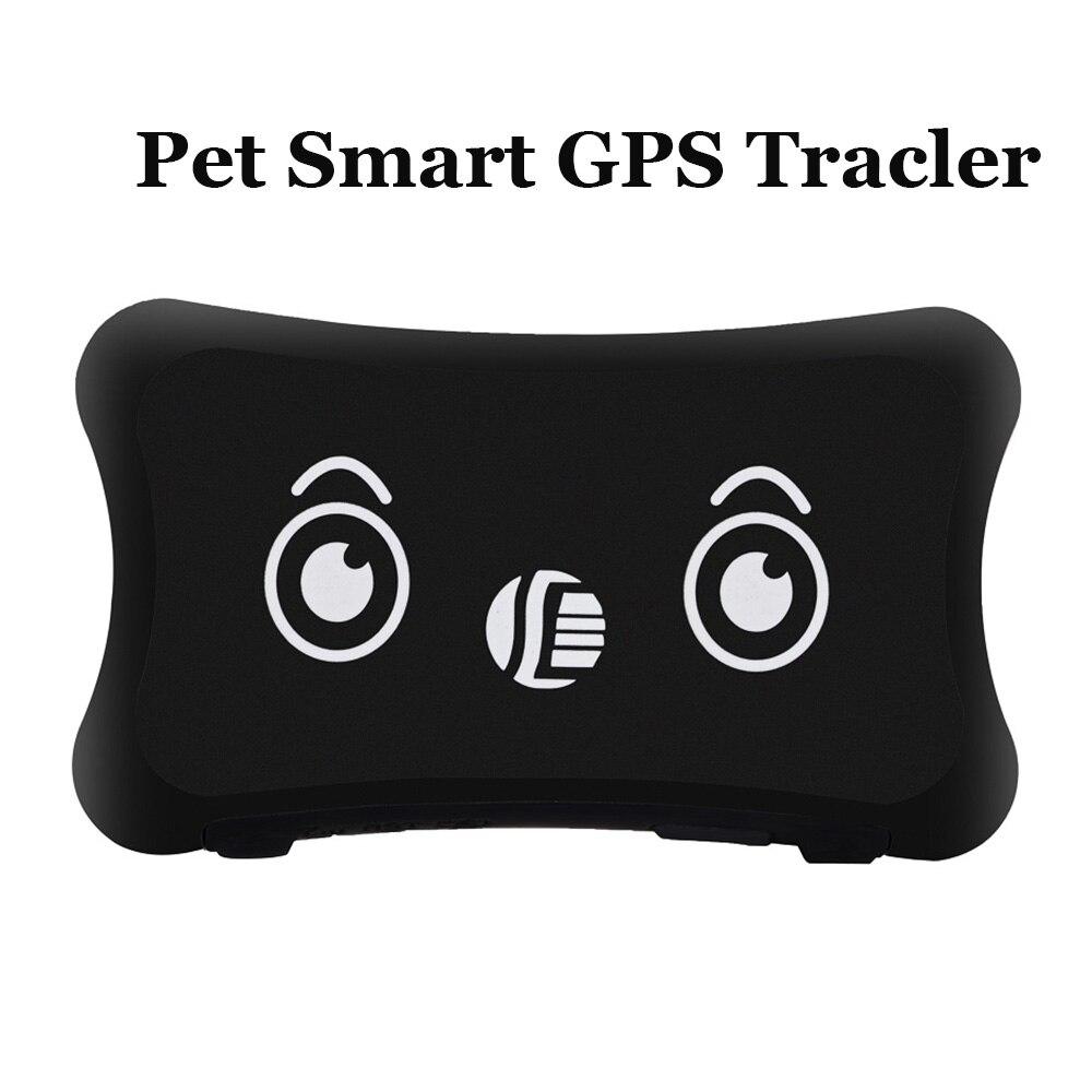 Collier pour animaux de compagnie GPS Tracker étanche chien chat GPS localisateur Anti-perte en temps réel dispositif de suivi voiture-style Trackers géo-clôture alarme