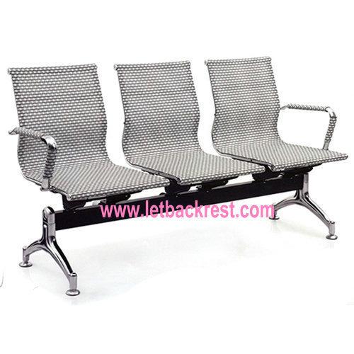 Modern Metal Gang Row Office Chair Waiting China Supplier