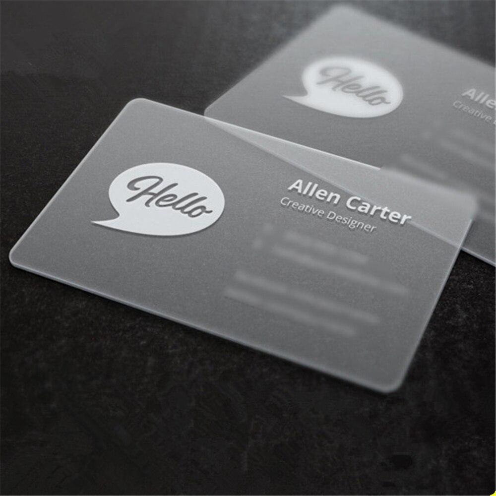 online get cheap clear business card design aliexpress