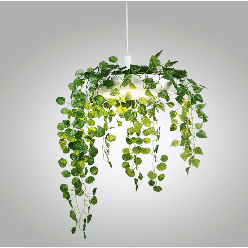 Lampa Led Wiszące Ogrody Z Babylon Rośliny Garnki Doniczkowe
