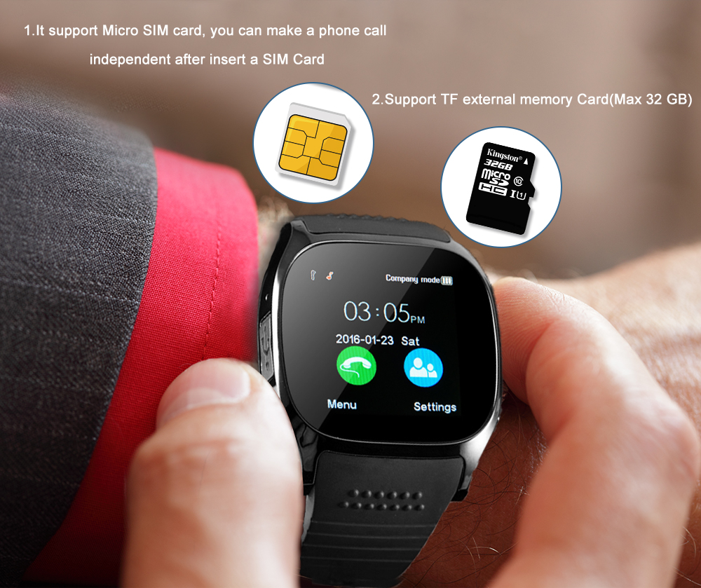 reloj inteligente  watch phone Android