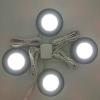 3W 12V LED Cabinet Light 12 SMD 2835 Home Kitchen Showcase Display Case Gradevin Locker Chest Cabinet Lighting