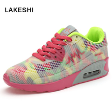 Women Casual Shoes Sneakers Women Shoes 2017 Fashion Breathable Flat Shoes Women Outdoor Walking Shoes