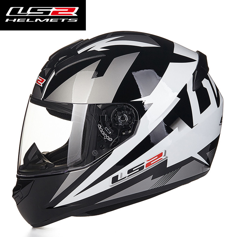 New Arrival LS2 FF352 Motorcycle Helmet Fashion Design Full Face Racing Helmets ECE DOT Approved Capacete Casco Casque Moto 4