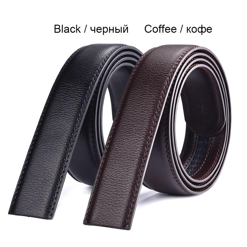 Marca diseñador correa de cuero cinturón masculino hebilla automática  cinturones para hombres faja ancha hombres cinturón cinturon ceinture sin hebilla  en ... 6a90219409f6