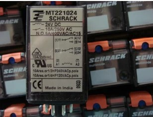 MT221024, SCHRACK relays,MT221024, SCHRACK relays,