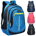 Fashion Multifunctional Men Women Backpacks Large Capacity Primary School Bag 4 Color Free Shipping
