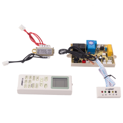 Gree Air Conditioner Process remote control pannel system universal board repair spare parts