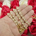 Pérola alças de sutiã de metal banhado a ouro nupcial acessório elegante ombro casamento jóias 1 par um monte