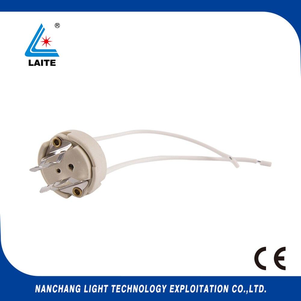 цена на Lamp holder base GY9.5,GZ9.5 halogen bulb holder socket GY9.5 GZ9.5 G9.5 free shipping-50pcs