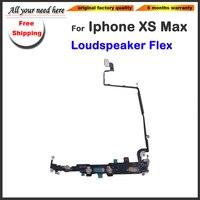 Loudspeaker Ringer Loud Speaker Buzzer Flex Cable Ribbon Plug Repair Part For iphone XS Max