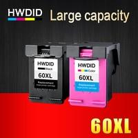 HP 60 XL Remanufactured Ink Cartridge BK Tri Color For HP Deskjet F4440 F4480 F4435 4500