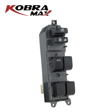 KobraMax Master Power Left Window Switch Button For Toyota RAV4 Camry Corolla Auris Urban Cruiser 84820-06100 front rh electric power window master control switch for toyota corolla auris yaris 84820 12500