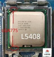 인텔 소켓 775 제온 L5408 l5408 SLAP5 SLBBT 쿼드 코어 2.13GHz 12MB 1066MHz 필요 없음 어댑터  LGA 775 메인 보드에서 작동|CPU|컴퓨터 및 사무용품 -