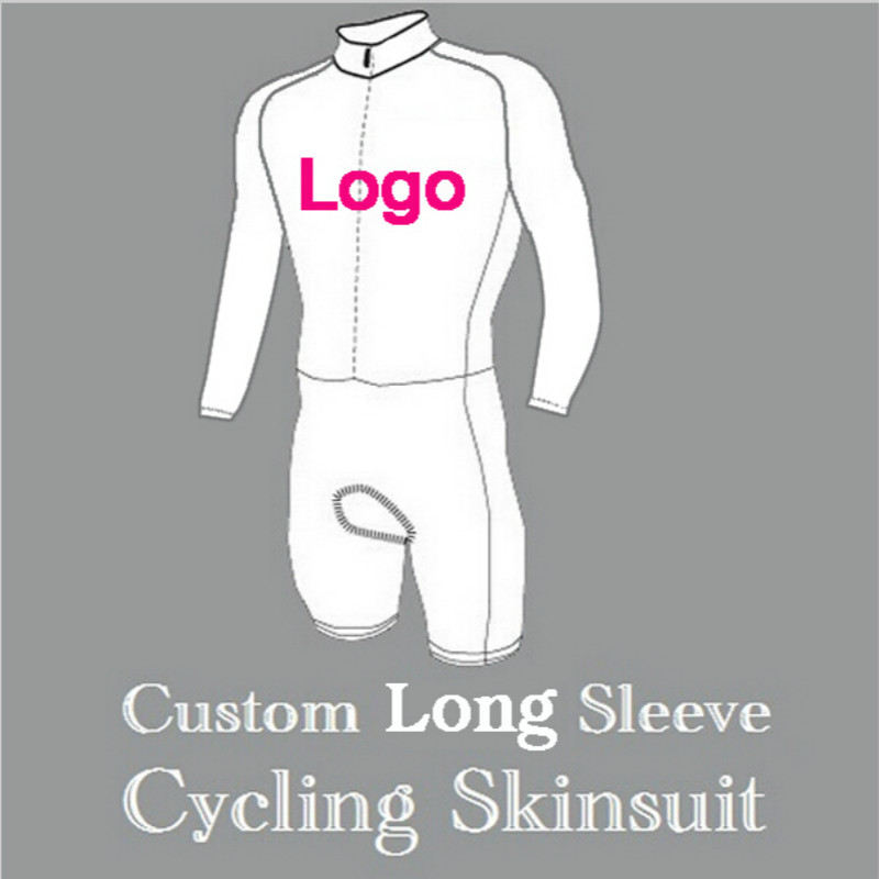 Factory Customized Cycling Skinsuit Men Women Bike Jersey Set Short & Long Sleeve Bicycle Clothing Ropa Ciclismo Custom Design 2016 custom cycling skinsuit short sleeve set customize bicycle skin suit any design accept any colour any sizes 100% lycra