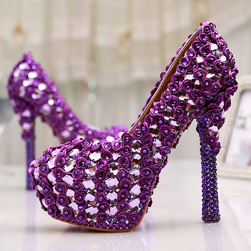 Compare Prices on Purple Heels Wedding- Online Shopping/Buy Low