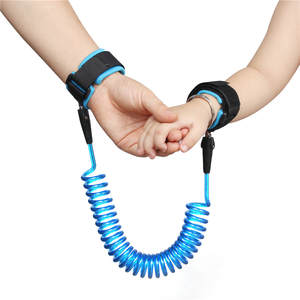 Safety-Harness Strap-Rope Wristband Hand-Belt-Band Toddler Leash Anti-Lost Baby Walking