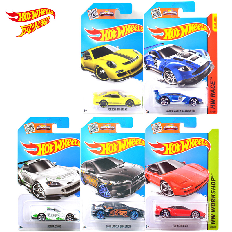 Free Shipping hot wheels toy cars 1:64 alloy car The boy's ...