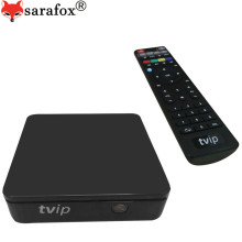 TVIP 412 TVIP 410 tvip410 tvip412 לינוקס אנדרואיד Set Top Box TVIP SBOX אוט IPTV BOX linux OS M3U Stalker EPG youtube airplay(China)