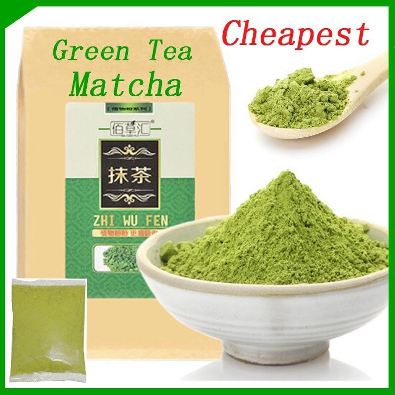 Promotion! 2015 Premium Chinese Matcha Green Tea Powder ...