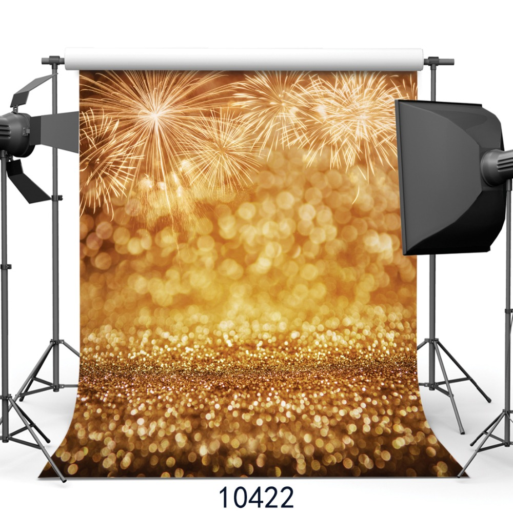Fireworks photography backgrounds 3X3M sjoloon  Fond studio photo vinyle  Vinyl backdrops for photography Photo background