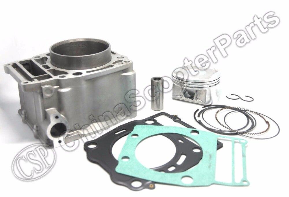 92 MM 23 MM Alesaggio Cilindro Pistone Pin Anello Guarnizione Kit Per Kazuma 500CC XinYang Jaguar 500 ATV UTV Motore parti