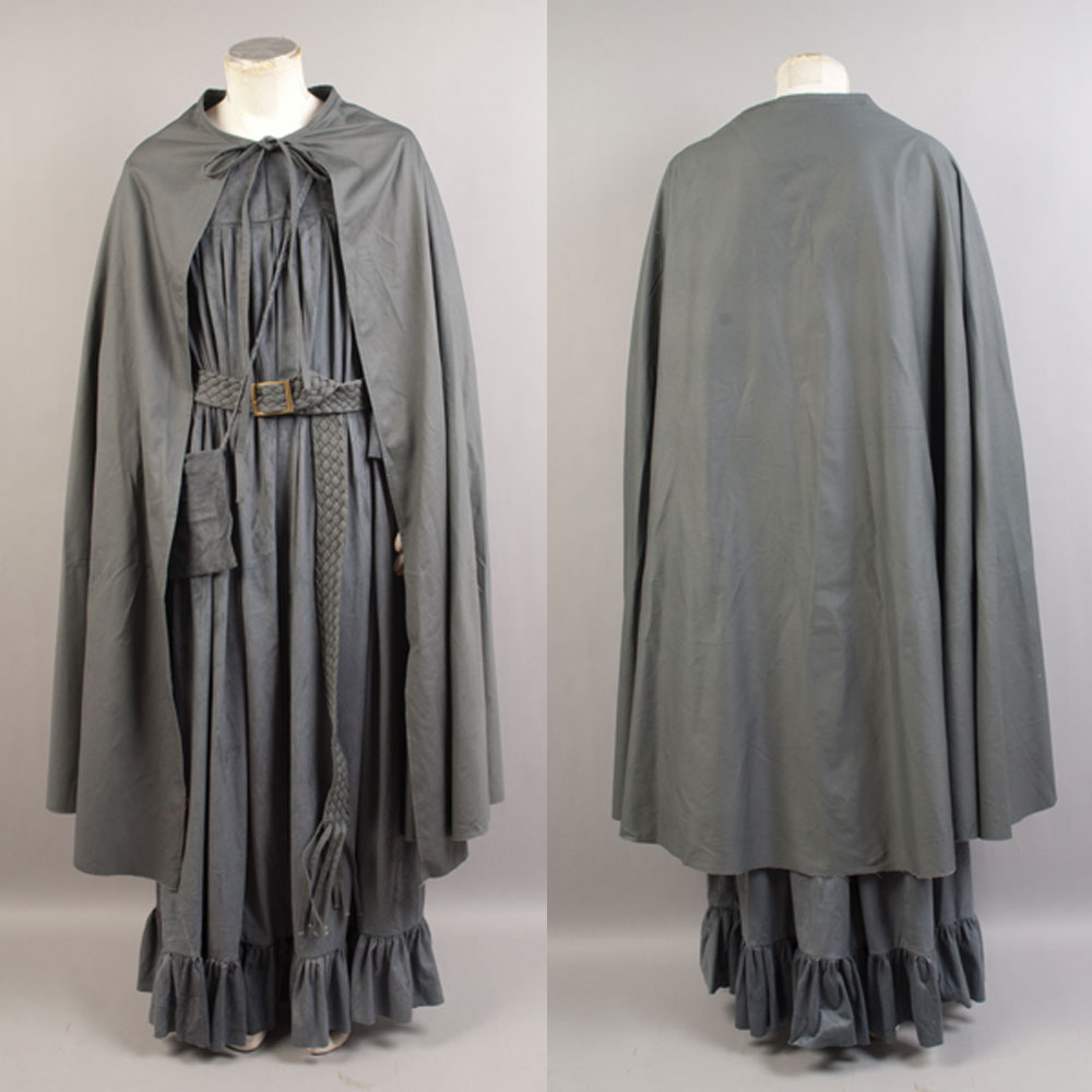 The Lord Of The Rings Gandalf Costume Cosplay Halloween