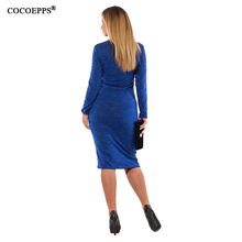 5XL 6XL Large Size Autumn Winter women Dresses Big Size Casual Long Sleeve Dress Plus Size Women Clothing vestidos