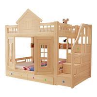 Matrimoniale Deck Kids Room Box Matrimonio Set Modern Lit Enfant Letto Mueble bedroom Furniture Moderna Cama Double Bunk Bed