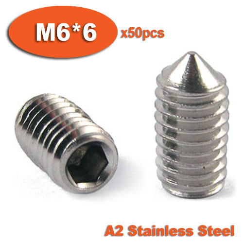 M3-0.5 Screw Size Female Stainless Steel 8mm OD Pack of 10 3mm Length, Lyn-Tron