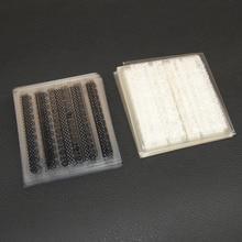 New 3D Nail Art Sticker 30 Sheets Water Decal DIY Strip Wave Dot Black White Lace Flower Nail Art Stickers Wraps Manicure 2017