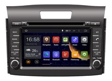 "2018 7 ""4g LTE Android 5.1 DIN CAR DVD PLAYER Multimedia 2 RÁDIO GPS Para HONDA CRV 2012 2013 2014 2015-2016g WIFI OBD 3 CÂMERA(China)"