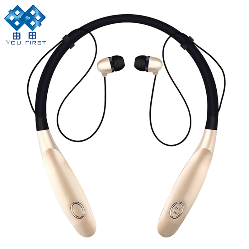 YOU FIRST Wireless Headphones Noise Cancelling TWS IPX4 Waterproof Headset Wireless Earphone Bluetooth Stereo With Microphone mini bluetooth v4 2 noise cancelling earphone double wireless earbuds support tws headphones awei t1 headset earpiece for phone