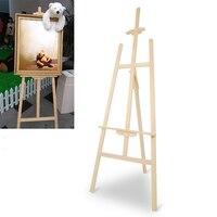 175cm Adjustable Wooden Easel Studio Artist Painter Tripod For Art Craft Display Holder