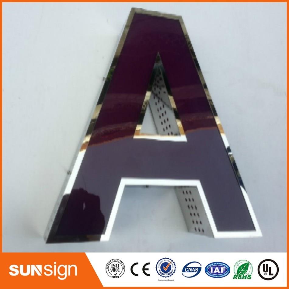 Aliexpress Sign Shop Online Channel Letter Sign Making
