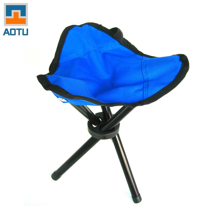 2 unids aleacin de aluminio al aire libre silla de playa porttil silla plegable silla pescado