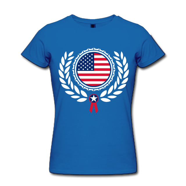 Womens tumblr american flag beer hipster style crew neck female t womens tumblr american flag beer hipster style crew neck female t shirt voltagebd Image collections