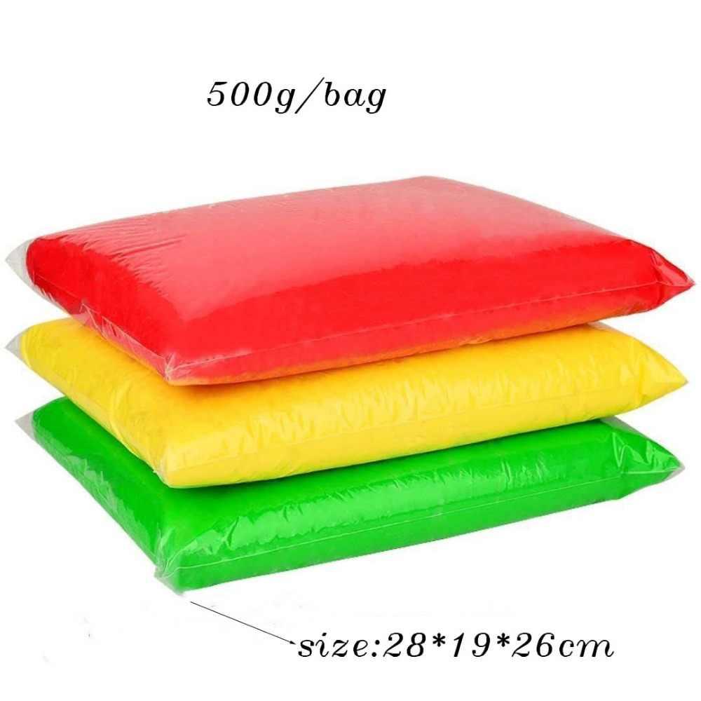 500 グラム/バッグ Lasunes 粘土おもちゃポリマークレイ空気乾燥ソフト粘土モデリング粘土教育玩具 Diy Slimes 子供のための