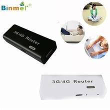 Binmer MotherLander 3G/4G WiFi Wlan Hotspot AP Client 150Mbps RJ45 USB Wireless Router Feb16