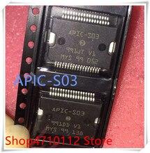 NEW 10PCS/LOT APIC-S03 APIC S03 HSSOP-36 IC