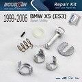 Cerradura de la puerta Del Barril de Cilindro Kit de Reparación Para BMW X5 E53 2003-2010 E83 X3 2.5L 3.0L 4.4L 4.6L 4.8L 1999-2006