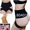 Plus size mulheres de plenitude bundas Lifter instrutor Bum Enhancer nádega knicker Shaper tummy controle booty levante Panty Enhancer