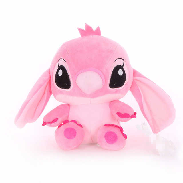 Cartoon Stitch Lilo & Stitch Peluche Bambola Giocattolo, anime Stitch Molle Animali di Peluche Bambola Giocattolo Per I Bambini Del Bambino Di Compleanno Regali Di Natale