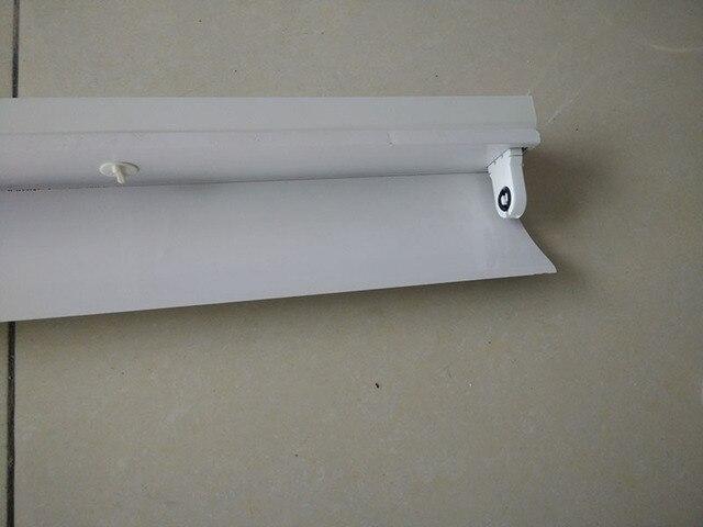24 Pcs 1 2 M Longueur T8 Led Tube Holder Support Pour Tableau De