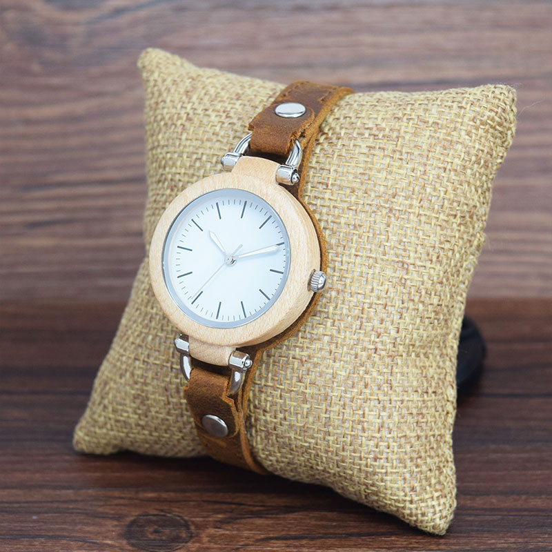 HTB15dBnpBUSMeJjy1zjq6A0dXXaZ - Casual Vogue Design Small Bracelet Women's Wooden Quartz Watch-Casual Vogue Design Small Bracelet Women's Wooden Quartz Watch
