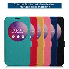 Luxury Phone Cover For Asus Zenfone 2 Deluxe Z00AD Leather Case Flip Cover Stand For Asus Zenfone 2 ZE551ML ZE550ML phone bag