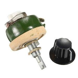 Natürliche kühlung 25 W 300 OHM High Power Wirewound Potentiometer Rheostat Variable Resistor Hohe wahrscheinlichkeit Potentiometer