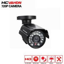 AHD High Definition Surveillance Camera 2000TVL AHDM 1.0MP 720P AHD CCTV Camera Security Outdoor Surveillance Camera
