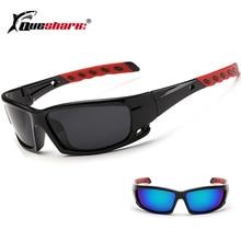 Men Women Windproof Polarized Cycling Glasses Bicycle MTB Bike Goggles Sports Fi