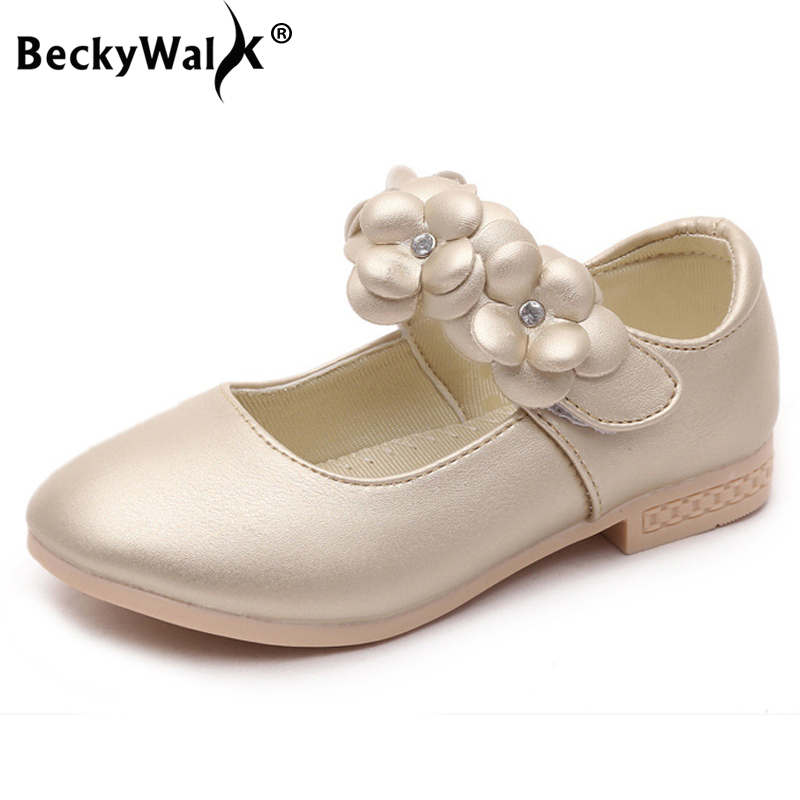 2019 New Girls Children Wedding Shoes Princes Kids Shoes Gold Pink White Bowknot Spring Autumn Girls Flats Size 26-36 CSH7912019 New Girls Children Wedding Shoes Princes Kids Shoes Gold Pink White Bowknot Spring Autumn Girls Flats Size 26-36 CSH791
